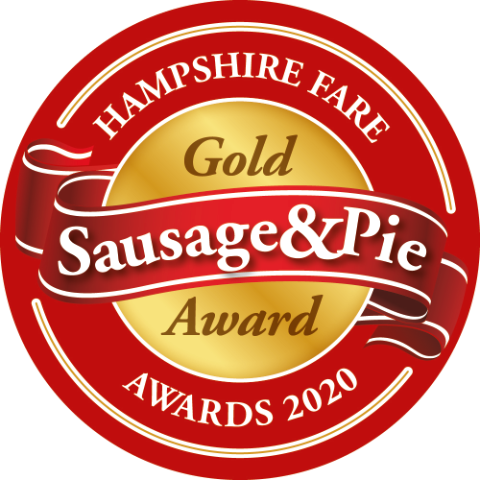 Hampshire Fare Sausage & Pie Competition 2020 Gold Winners