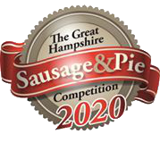 The Great Hampshire Sausage & Pie Competition 2020 Winners